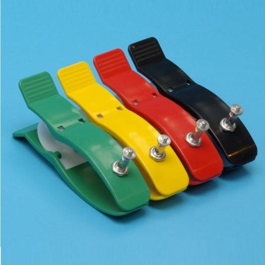 Elektrody klipsowe kończynowe