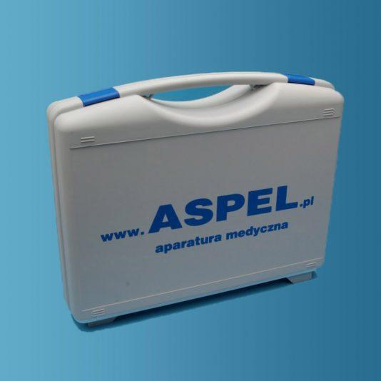 Walizka na aparat EKG ASPEL