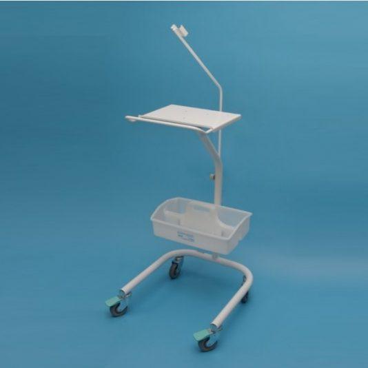 Wózek do aparatów EKG (ASPEL)