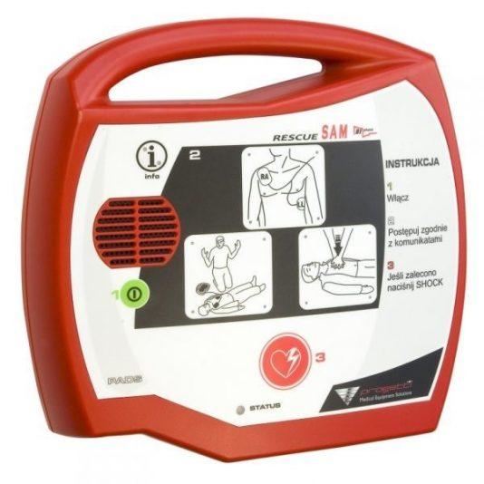 Progetti AED Rescue SAM