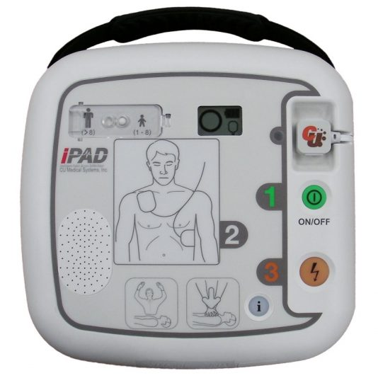 iPAD AED (CU Medical System)